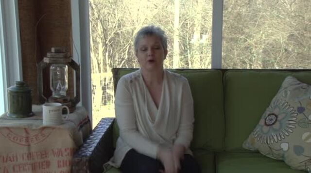 Thumbnail for Conversations From Judy's Back Porch (Part 1 of 4-Part Series: Judy's Welcome/How do you know when to stop carding?)