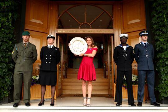 Simona Halep on Wimbledon triumph: 'I'm very sure that was
