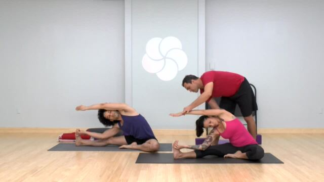Lower Back and Forward Bends