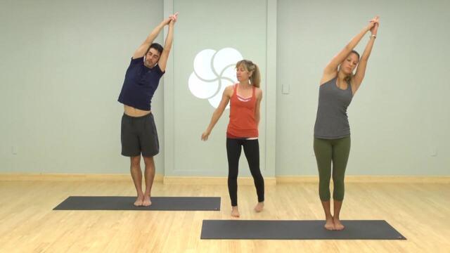 Quick Hamstring and Shoulder Stretch