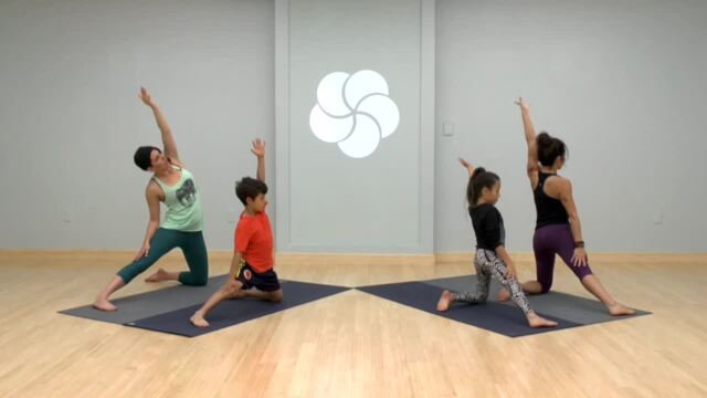 Family Yoga: 6-9 year olds