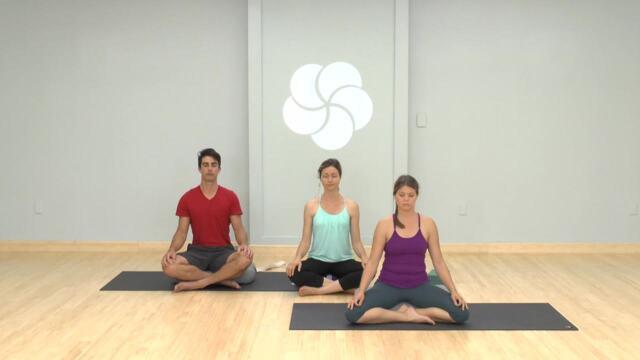 30 Minute Pre-Bedtime Yoga