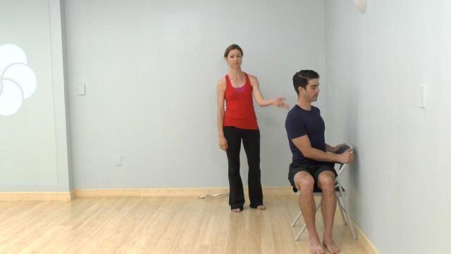 Office Yoga Stretch