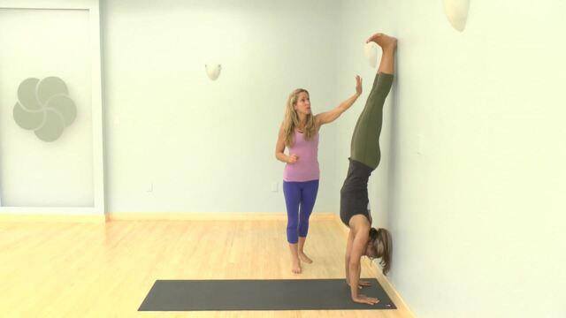 Practice Handstand