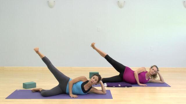 Prenatal Lower Body Tone