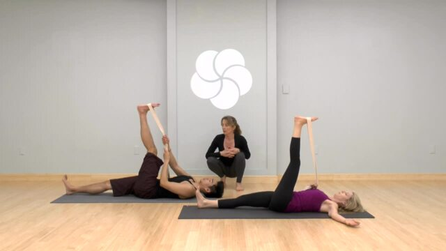 Yoga for People On Their Feet All Day