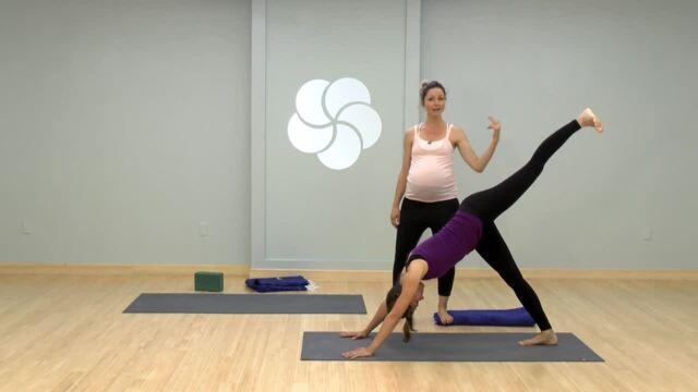 Quick Prenatal Recharge