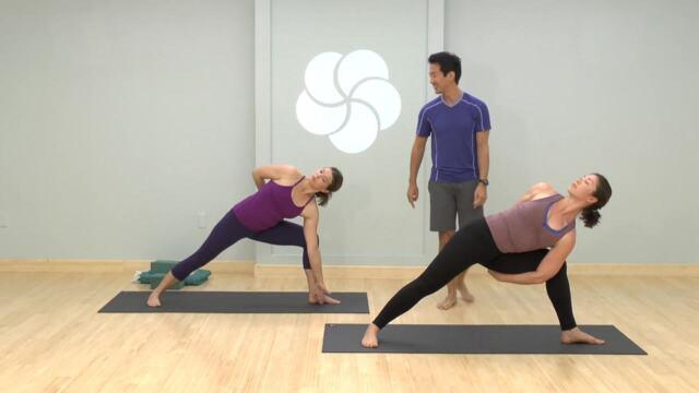 Yin Yang Energy Balance
