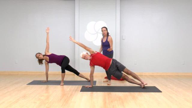 Breath Based Core Strengthening Flow