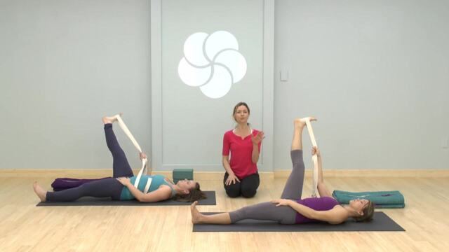 Gentle Seated and Reclining Poses