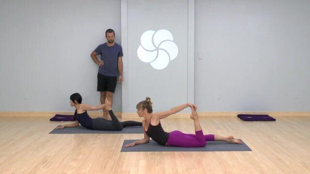 Quad & Hip Flexor Stretch