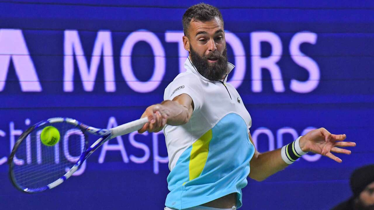 Hot Shot: 'Can You Believe That?!' Paire's Perfect Pass In Pune