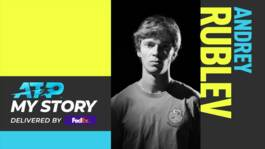 My Story: Rublev On Importance Of Coach Vicente