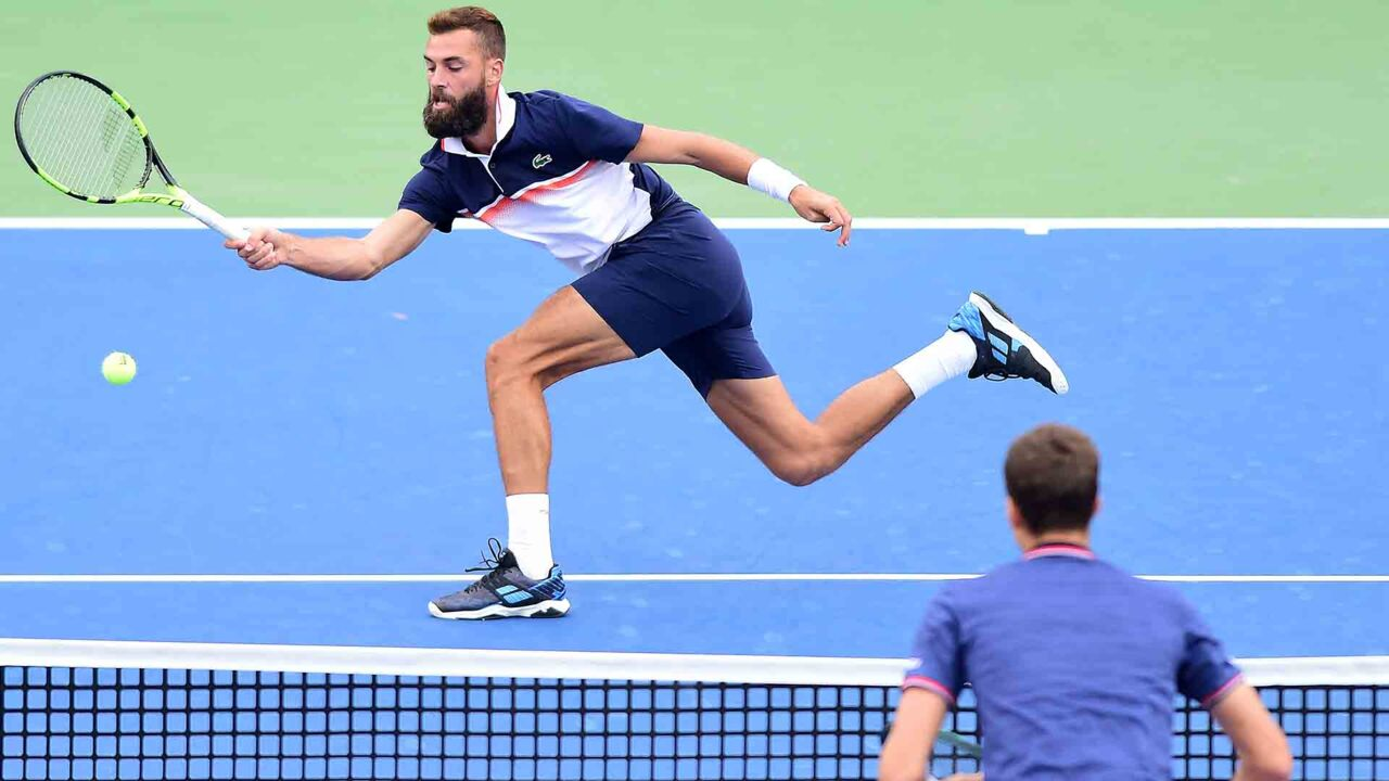 Hot Shot: Paire Starts Decider In Style In Winston-Salem