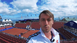 Tournament Tour: Millman Goes Behind The Scenes In Bastad