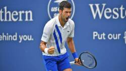 Hot Shot: Djokovic's Dogged Defence Stymies Raonic In W&S Open Final