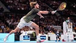 Highlights: Tsitsipas, Zverev Win Vienna Openers