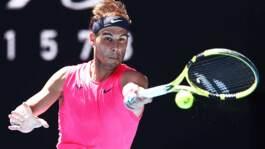 Highlights: Nadal In Full Flight, Beats Dellien In Melbourne Opener
