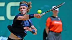 Highlights: Rublev, Humbert Fight Through To Halle Final
