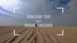 'Extreme Driving' On Doha Dune Tour With Kukushkin