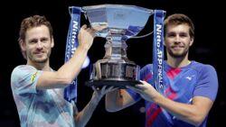 Koolhof/Mektic Celebran Su Conquista En Las Nitto ATP Finals