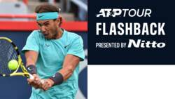 ATP Tour Flashback Presented By Nitto: Fognini & Nadal 'Simply Sensational' In Montreal