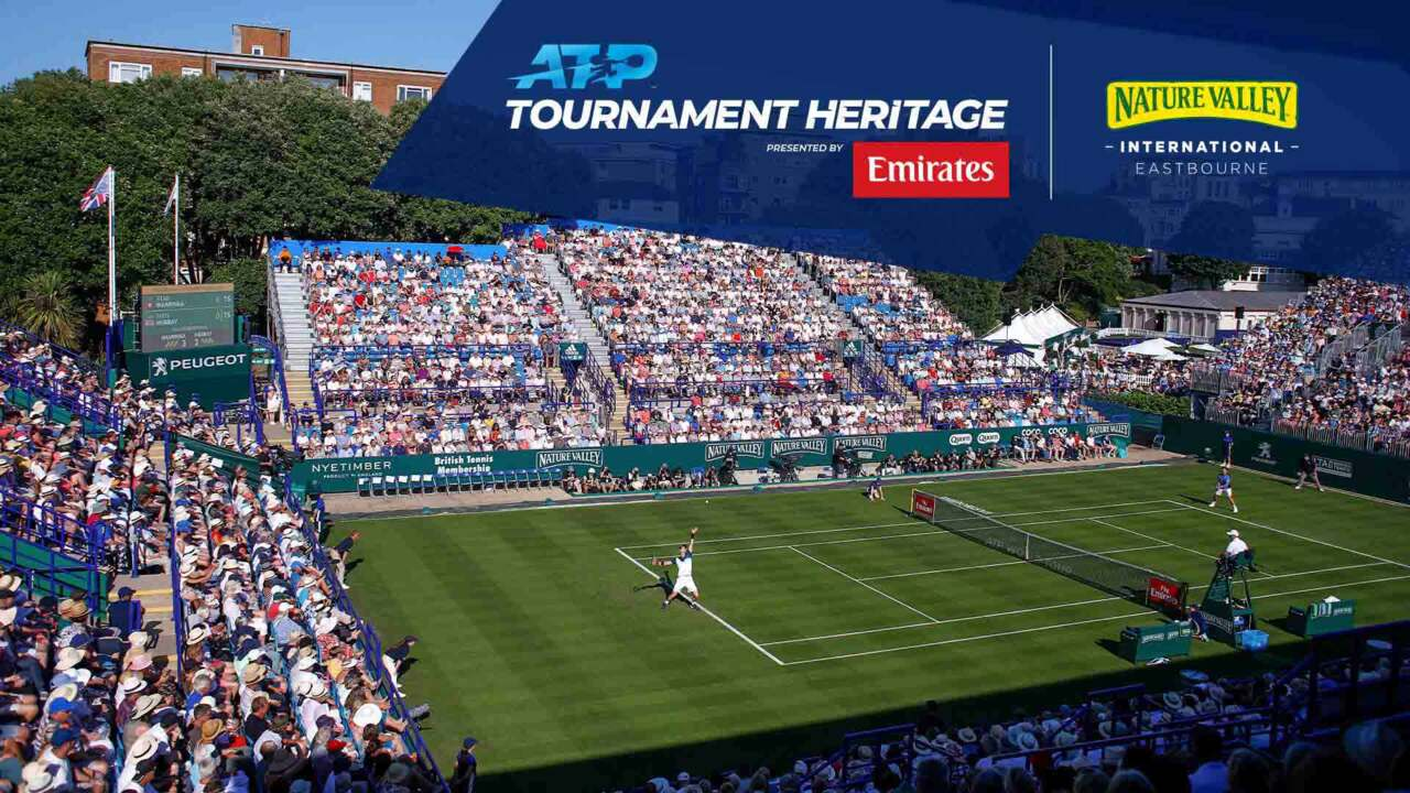 Why Players Love The Lawn At Eastbourne