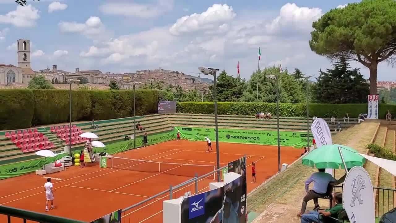 Take A Tour Of Perugia Challenger