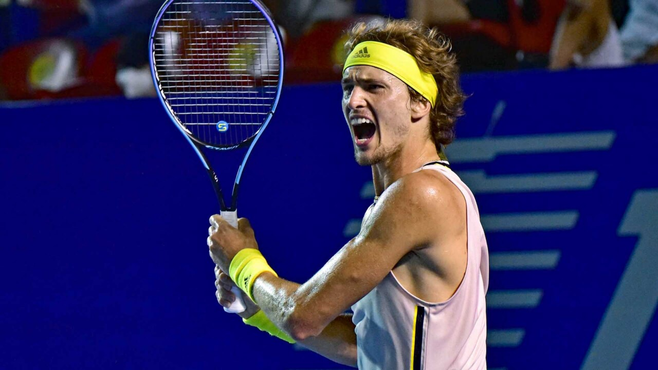 'He Can't Miss!' Three Stunning Zverev Passing Shots From Acapulco Final