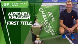 Krueger Claims Maiden Challenger Title In Dallas