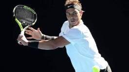 Nadal Edges Zverev In Five-Setter At Australian Open 2017
