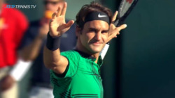Classic Match: Federer's Incredible Miami Escape Against Berdych In 2017