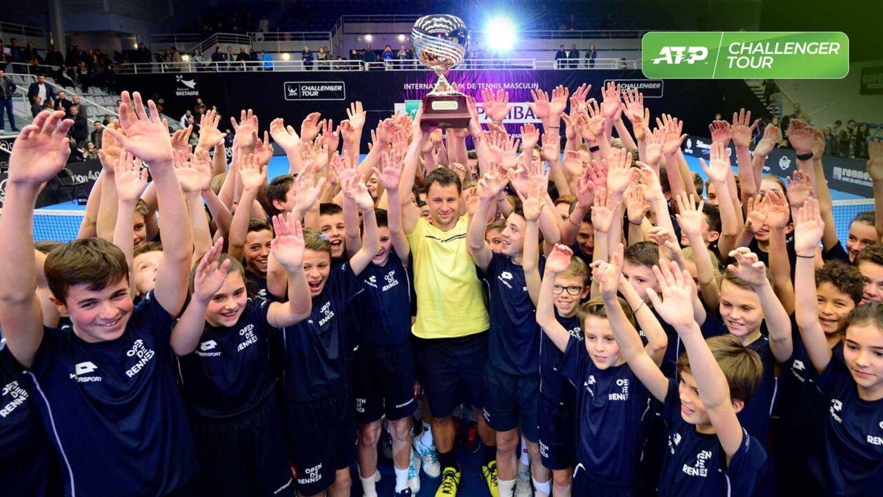 Berankis Blasts To Rennes Challenger Crown