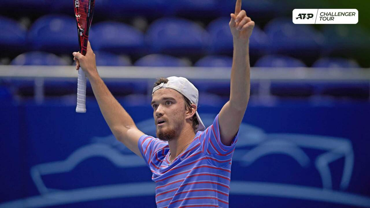 Interview: Machac Reflects On Second Challenger Victory In Nur-Sultan