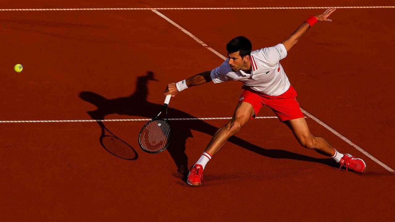 Hot Shot: Djokovic Is Quick To Pounce In Belgrade