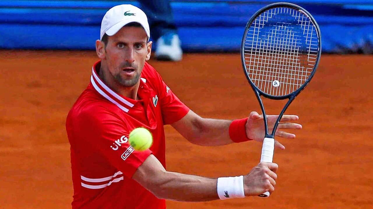 Highlights: Djokovic Clasifica A La Final En Belgrado