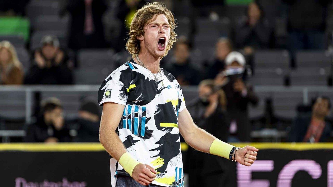 Highlights: Rublev Conquista En Hamburgo Su Primer ATP 500