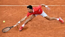 Hot Shot: Djokovic Gets The Break With This Outstanding Get