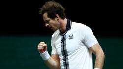 Hot Shot: Murray Demonstrates Exceptional Movement Skills In Antwerp