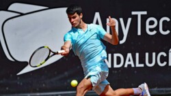 Hot Shot: Alcaraz Overpowers Ruud With A Forehand Rocket