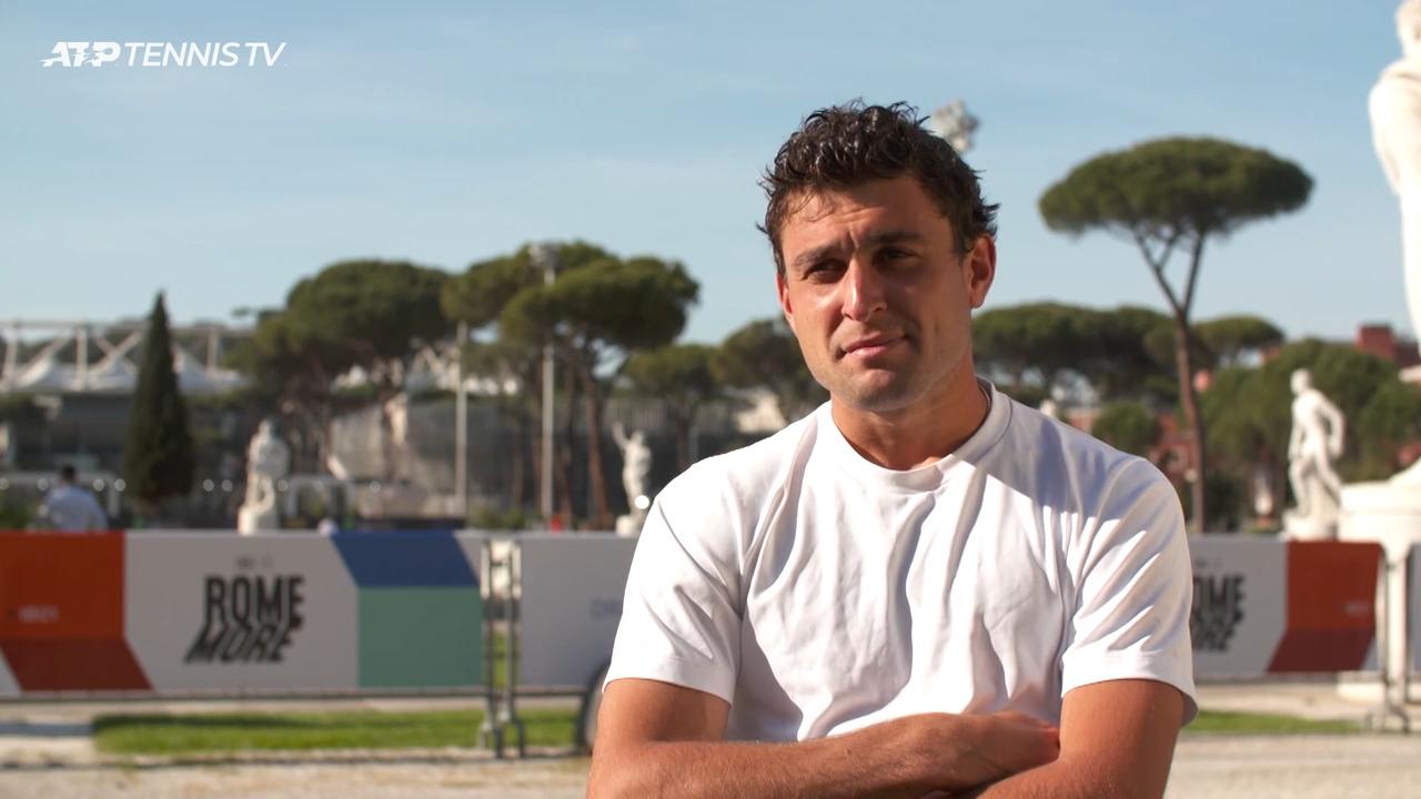 Karatsev On Djokovic Win: 'I Wasn't Thinking About Ranking'