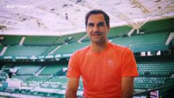 Federer: 'I Am Always Confident On Grass Courts'