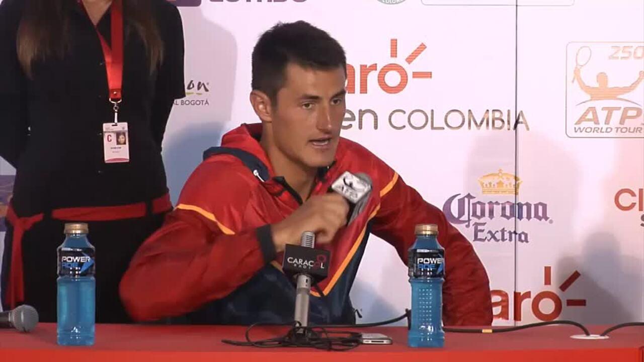 Bogota 2014 Final Interview Tomic