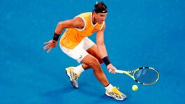 Highlights: Nadal Relentless In Pursuit Of 250th Major Match Win