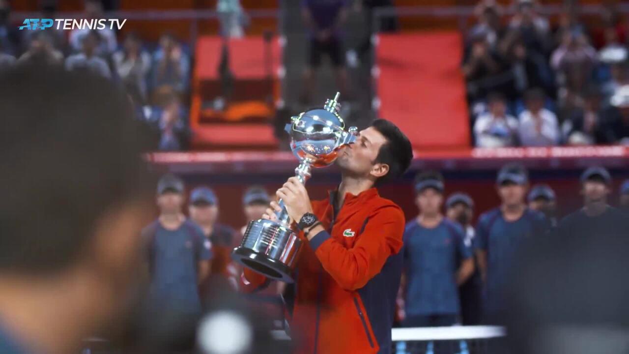 Story Of The Rakuten Japan Open Tennis Championships