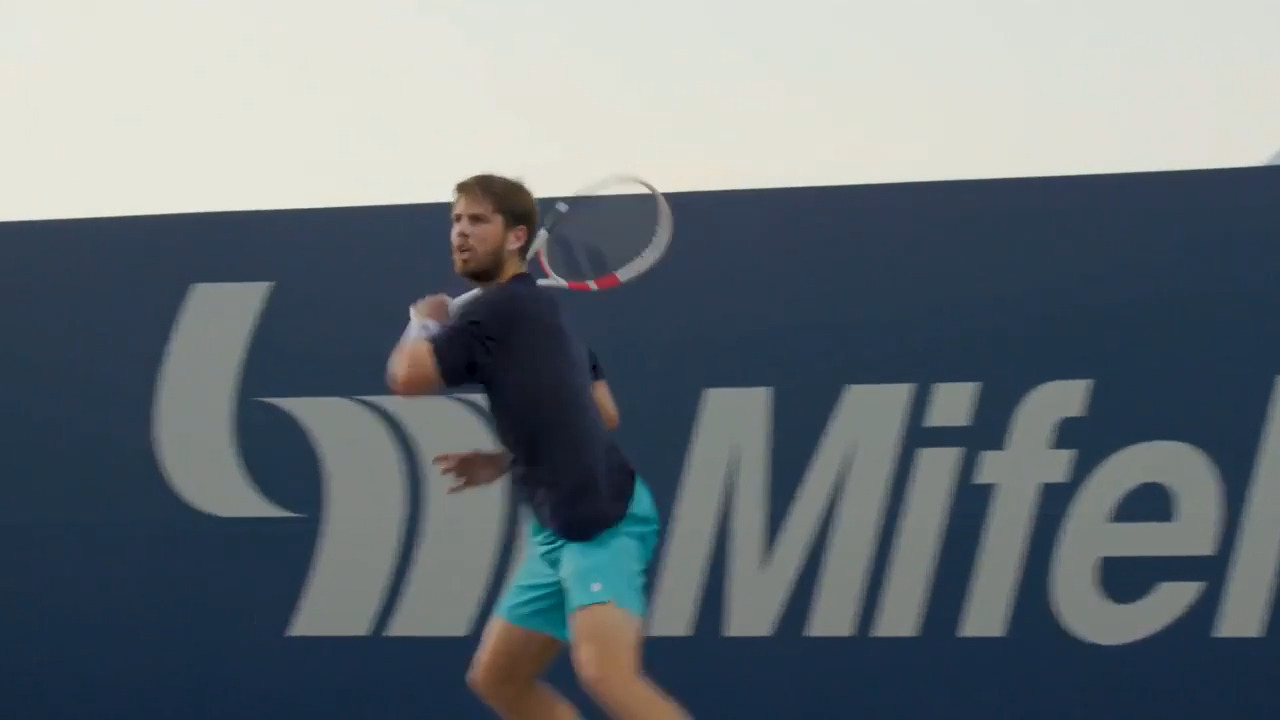 Watch Norrie & Fritz Training In Los Cabos