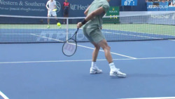 US Open Series Hot Shots