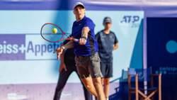 Hot Shot: Shapovalov Hits Stunning Backhand To Break
