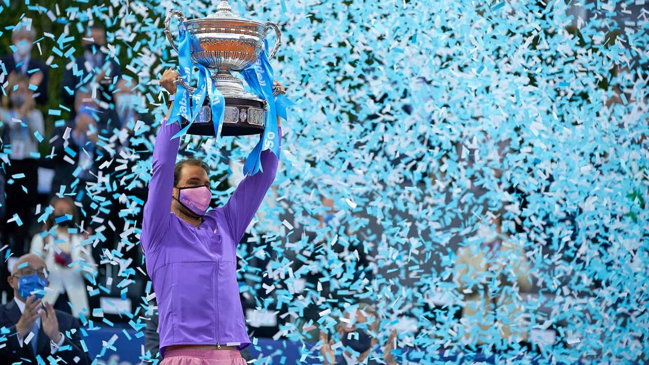 Story Of The 2021 Barcelona Open Banc Sabadell