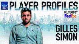Simon FedEx ATP Player Profile 2017